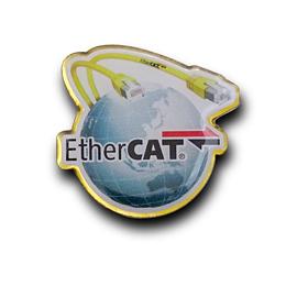 オリジナルピンバッジ製作実例|EtherCAT Technology Group 様