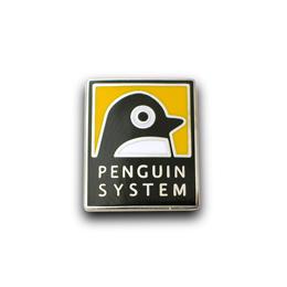 社章製作実例|ペンギンシステム株式会社様