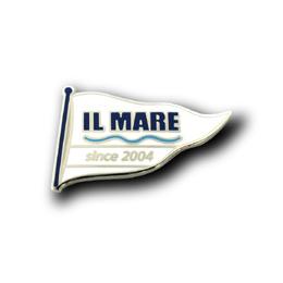 社章製作実例 IL MARE Co.,Ltd様