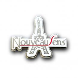 社章製作実例 フランス料理ヌーヴォサンス様