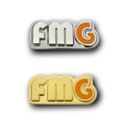社章製作実例 株式会社FMG様