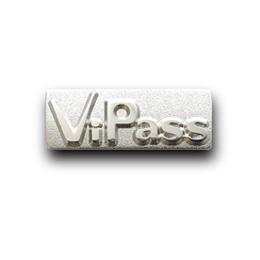 社章製作実例 株式会社ViPass様