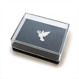 ピンズ製作実例 株式会社セントラルホール横浜葬儀社の画像