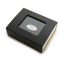 ピンズ製作実例 おぜき包装株式会社の画像
