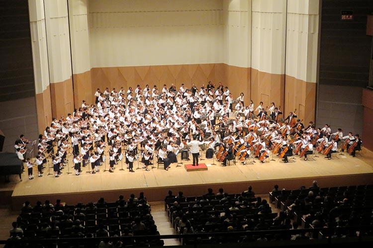 一般社団法人 日本弦楽指導者協会 コンサートの画像