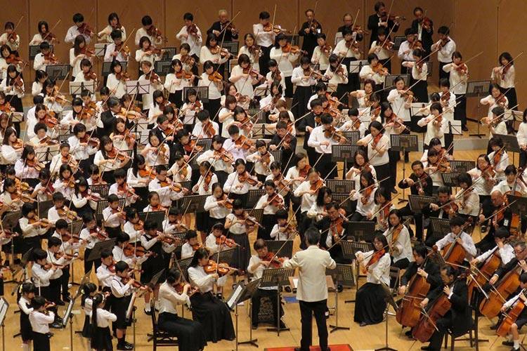 一般社団法人 日本弦楽指導者協会 オーケストラの画像