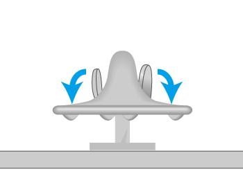 バタフライクラッチの注意点の画像3