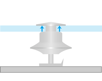 海外製薄型タイタックのアタッチメントの留め方の画像3