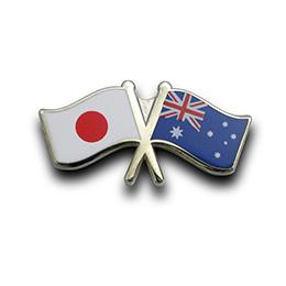 ピンズ製作実例 Woodside Energy Australia Asia Holdings Pte Ltdの画像