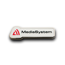 ピンズ製作実例 株式会社メディアシステムの画像